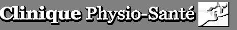 Logo physio-Santé Sherbrooke - Physiotherapie